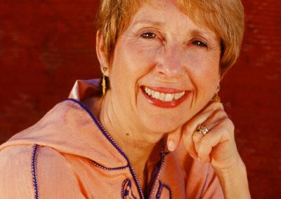 Author Kitty Morse
