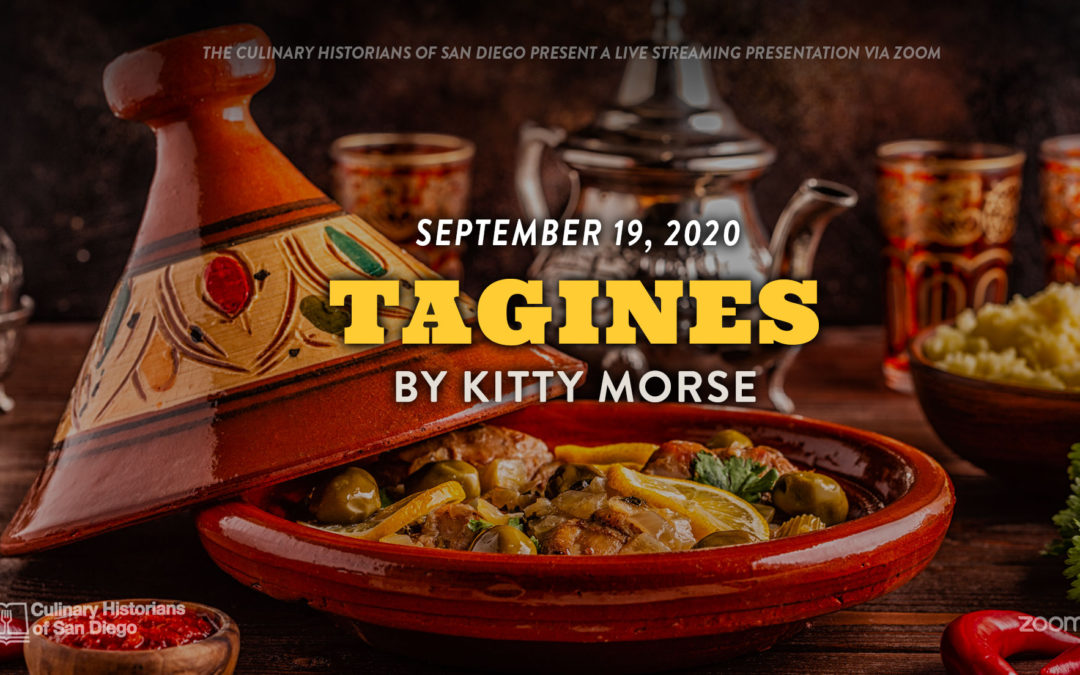 """""""Tagines"""" by Kitty Morse"""