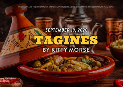 Tagines, by Kitty Morse