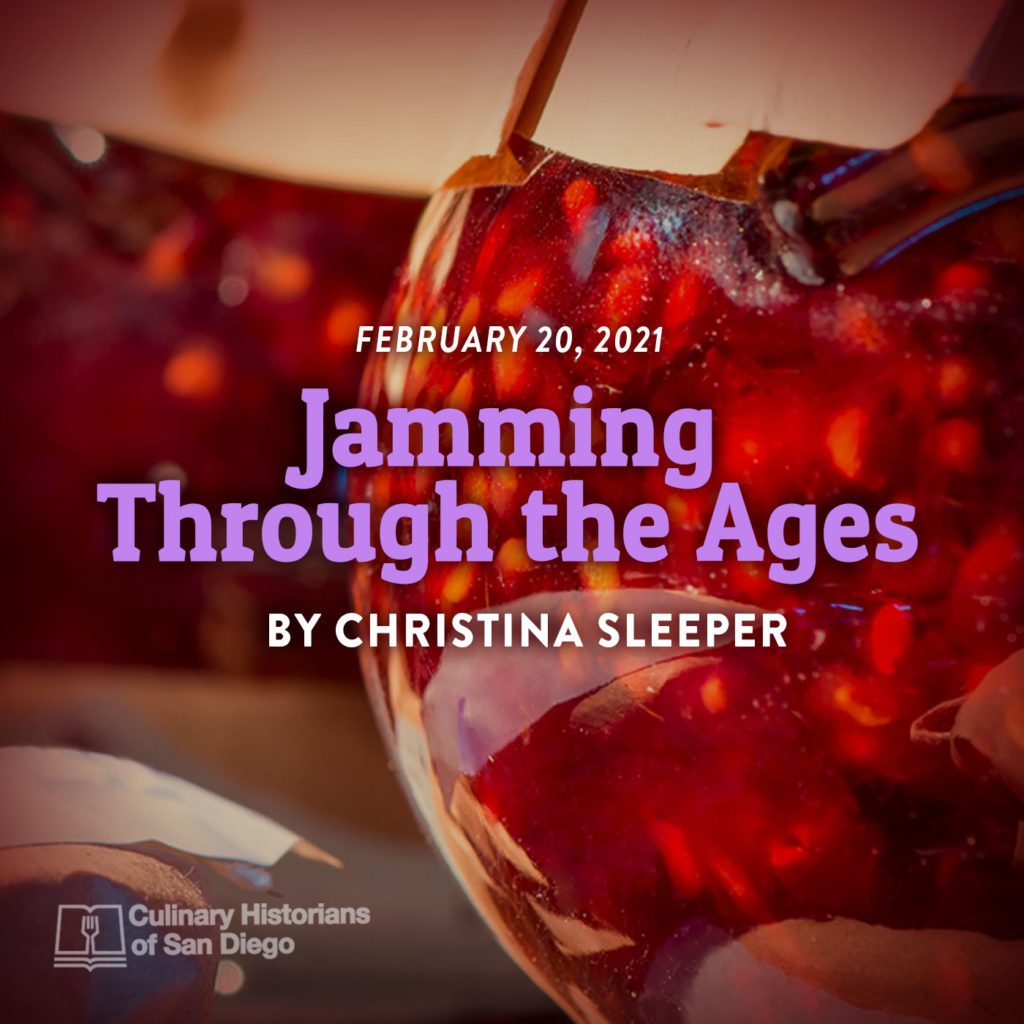 Jamming Through the Ages by Christina Sleeper