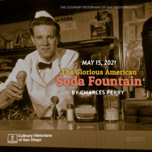 The Glorious American Soda Fountain by Charles Perry