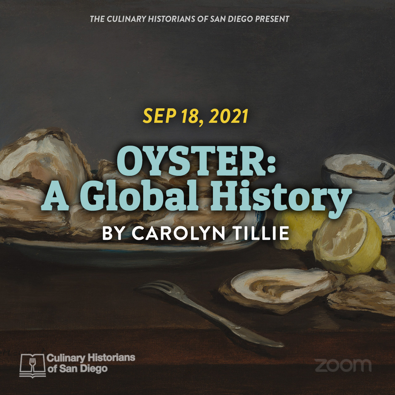 Oyster a global history carrie tillie